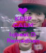 KEEP CALM AND Iqbaal D. Ramadhan - Personalised Poster A1 size