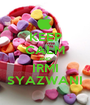 KEEP CALM AND IRMI SYAZWANI - Personalised Poster A1 size