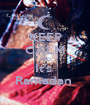 KEEP CALM AND It's  Ramadan  - Personalised Poster A1 size