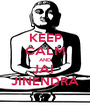 KEEP CALM AND JAI  JINENDRA - Personalised Poster A1 size