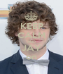KEEP CALM AND JAY on - Personalised Poster A1 size
