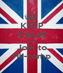 KEEP CALM AND Join to Hk-comp - Personalised Poster A1 size
