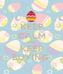 KEEP CALM AND KEEP BUYING  - Personalised Poster A1 size