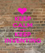 KEEP CALM AND KEEP INVENTING - Personalised Poster A1 size
