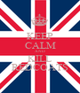 KEEP CALM AND KILL REDCOATS - Personalised Poster A1 size