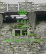 Keep Calm AND Kiss The  Blarney Stone - Personalised Poster A1 size