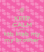 KEEP CALM AND ktb ktab my my brother - Personalised Poster A1 size
