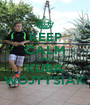KEEP CALM AND KUBA WOJTYSIAK - Personalised Poster A1 size