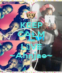 KEEP CALM AND L♥VE ~Ahnjae~ - Personalised Poster A1 size