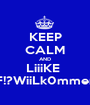 KEEP CALM AND LiiiKE  Langeweiile WTF!?WiiLk0mmen Auf FaCeBooK - Personalised Poster A1 size