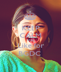 KEEP CALM AND Like for BGDC  - Personalised Poster A1 size