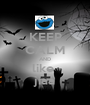 KEEP CALM AND like  jiaa - Personalised Poster A1 size