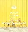 KEEP CALM AND Listen Biagio Antonacci - Personalised Poster A1 size