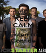 KEEP CALM AND Listen to Confide - Personalised Poster A1 size
