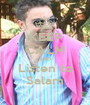 KEEP CALM AND Listen to Salam - Personalised Poster A1 size