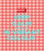 KEEP CALM AND LIVE IN VIBRANT COLOUR  - Personalised Poster A1 size