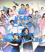 KEEP CALM AND Look at Bet with Life - Personalised Poster A1 size