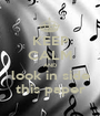 KEEP CALM AND look in side this paper - Personalised Poster A1 size
