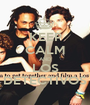 KEEP CALM AND LOS DETECTIVOS - Personalised Poster A1 size