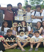 KEEP CALM AND LOS MAYICLOROS - Personalised Poster A1 size