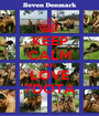 KEEP CALM AND LOVE 7DOTA - Personalised Poster A1 size