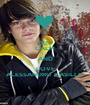 KEEP CALM AND LOVE ALESSANDRO CASILLO - Personalised Poster A1 size