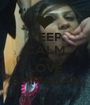 KEEP CALM AND LOVE AMMARAH - Personalised Poster A1 size