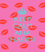 KEEP CALM AND LOVE  ANA NAOMI - Personalised Poster A1 size