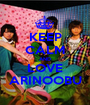 KEEP CALM AND LOVE ARINOOBU - Personalised Poster A1 size