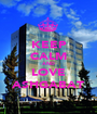 KEEP CALM AND LOVE ASHGABAT - Personalised Poster A1 size