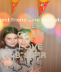 """KEEP CALM AND LOVE B""""S F""""R - Personalised Poster A1 size"""