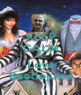 KEEP CALM AND Love Beetlejuice - Personalised Poster A1 size