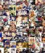 KEEP CALM AND LOVE BEYZA BIÇEROĞLU - Personalised Poster A1 size