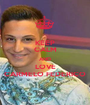 KEEP CALM AND LOVE CARMELO FEDERICO - Personalised Poster A1 size
