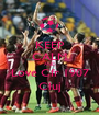 KEEP CALM AND Love Cfr 1907 Cluj - Personalised Poster A1 size