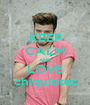 KEEP CALM AND LOVE chiquititas - Personalised Poster A1 size