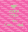 KEEP CALM AND Love Choon club - Personalised Poster A1 size