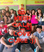 KEEP CALM AND LOVE CURIE :)) - Personalised Poster A1 size