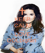 KEEP CALM AND LOVE DDLbigfan  - Personalised Poster A1 size