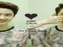 KEEP CALM and Love Do Kyung Soo - Personalised Poster A1 size