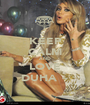 KEEP CALM AND LOVE DUHA ~ - Personalised Poster A1 size