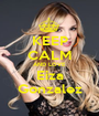 KEEP CALM AND LOVE Eiza Gonzalez - Personalised Poster A1 size