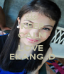 KEEP CALM AND LOVE  EKANG :D - Personalised Poster A1 size
