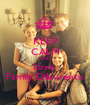 KEEP CALM AND Love  Family Dilaurentis - Personalised Poster A1 size