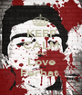 KEEP CALM AND Love Ferhat  - Personalised Poster A1 size