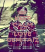 KEEP CALM AND LOVE GEMITAIZ - Personalised Poster A1 size