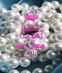KEEP CALM AND love june  4th - Personalised Poster A1 size