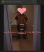 KEEP CALM AND Love Keymarcus Because He Is My Best Friend FOREVER  - Personalised Poster A1 size