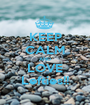 KEEP CALM AND LOVE Lefties!! - Personalised Poster A1 size