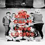 KEEP CALM AND LOVE LOSERS - Personalised Poster A1 size